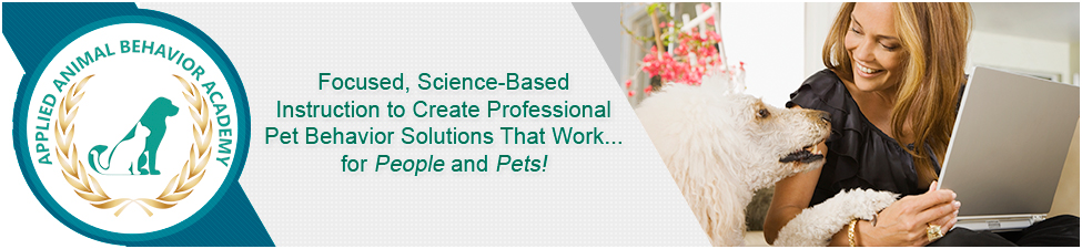 Applied Animal Behavior Academy