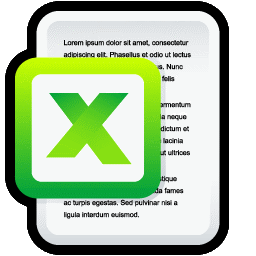 Document-Microsoft-Excel-icon